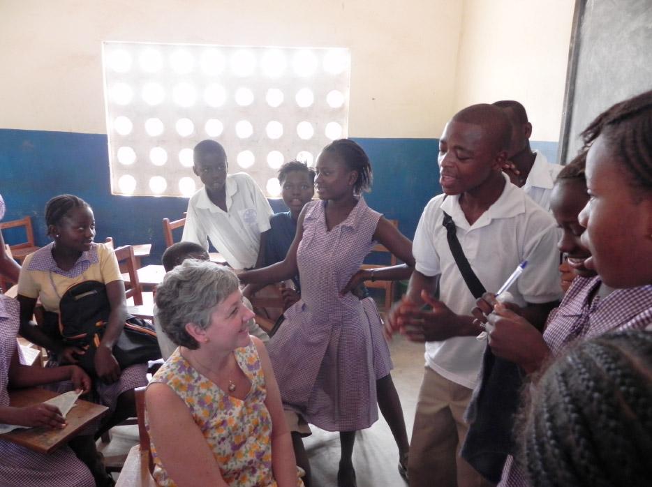 Charity Sierra Leone
