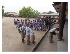 Sierra Leone school